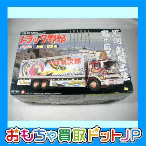 【買取参考価格 ¥21,000円】バンダイ・SKYNET 1 /32 トラック野郎 故郷特急便 79年をお買取しました