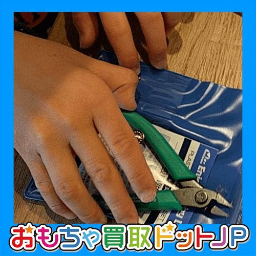 ミネシマ プラ工具セット (A-2) を試してみた