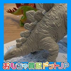 恐竜プラモデル